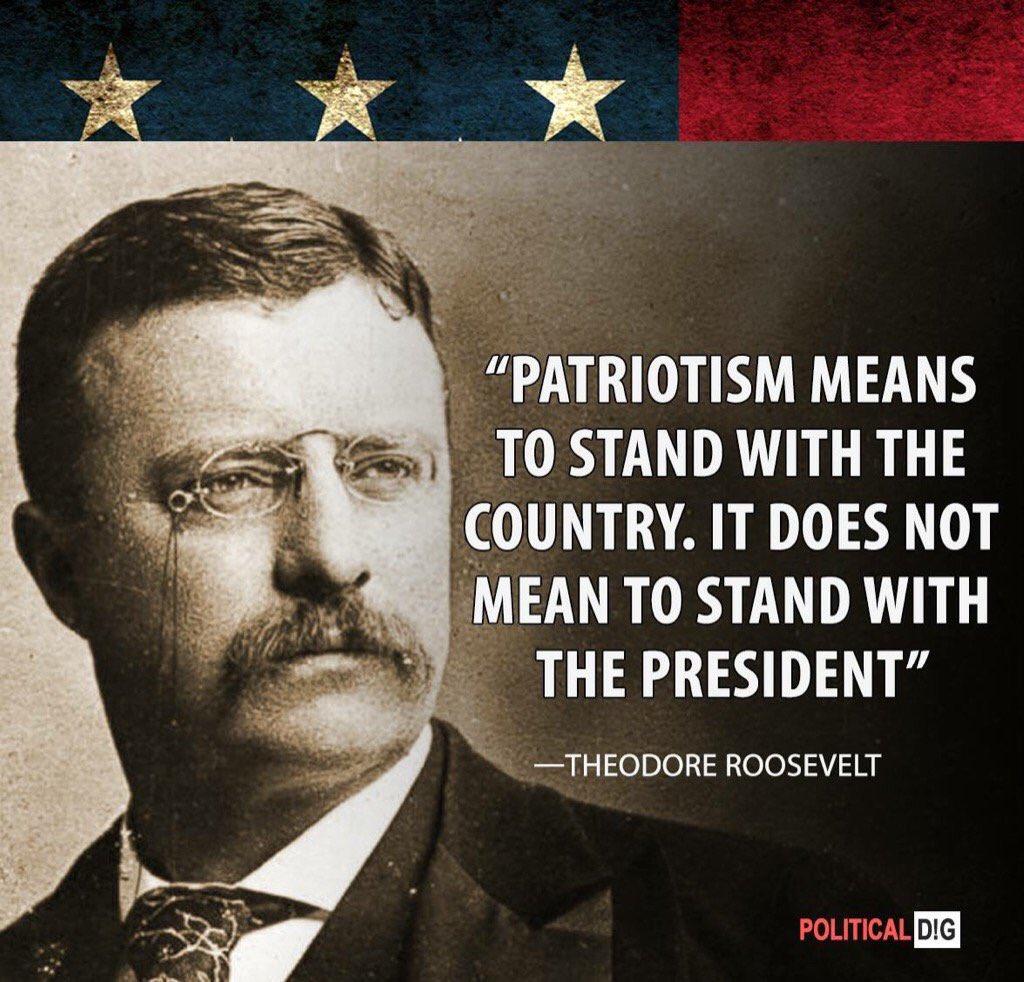 Image result for patriotism support president