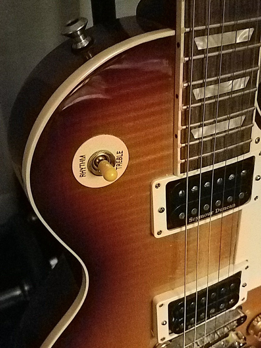 A Good Les Paul Priceless Audio Systems Also Gibson 335 Guitar Wiring Diagrams As Well 1 It Is Amazing How That Plays And Sounds Whenever I Hear The Bashing Just Laugh Look Across Room At My Baby