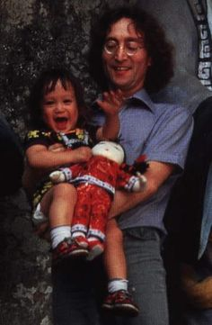 Happy Birthday to John and His son Sean Lennon, I hope you have a great happy birthday Sean,