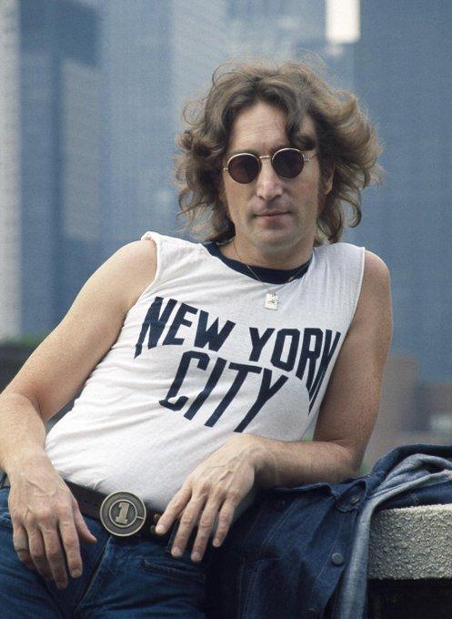 Happy Birthday, John Lennon! Born 9 October 1940 Died 8 December 1980