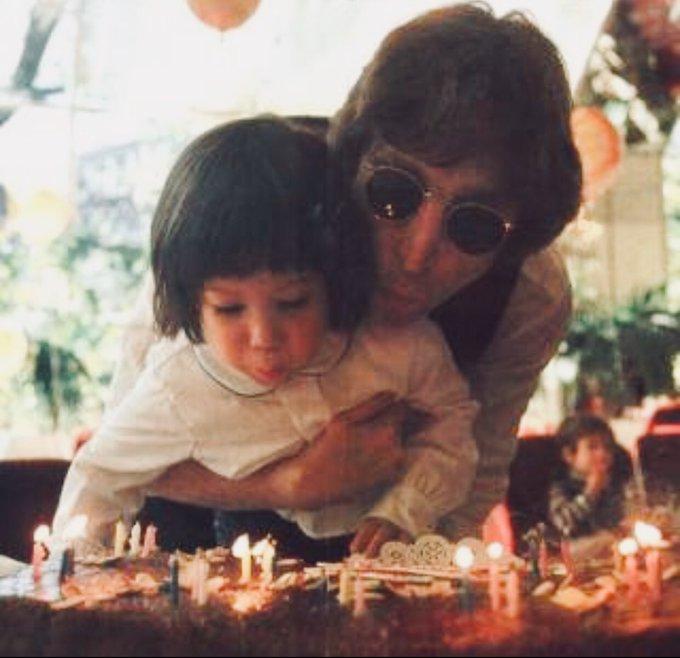 10 9      John Lennon Sean Lennon        Happy Birthday, John and Sean!