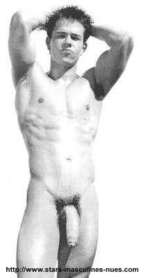 Marky mark naked