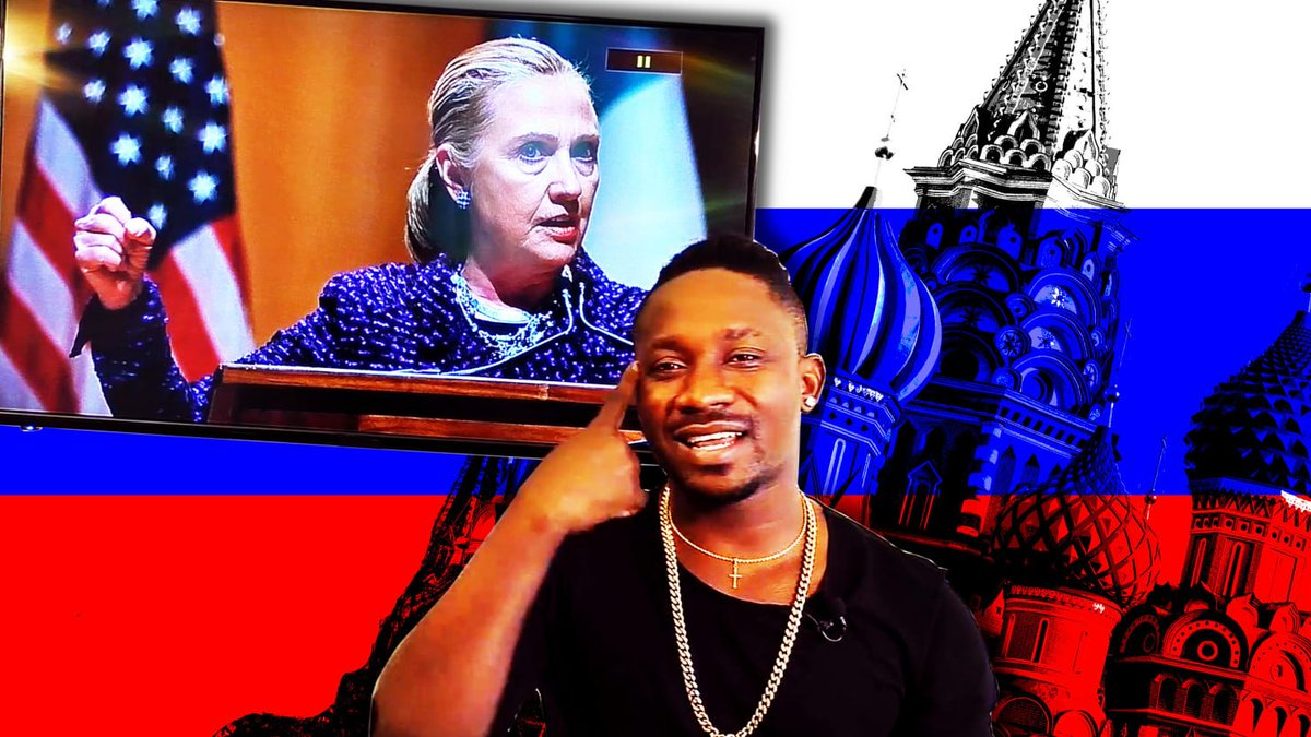 "EXCLUSIVE: Russia recruited fake ""Black Lives Matters"" YouTubers to bash ""racist b*tch"" Hillary Clinton. https://t.co/ziBA70e5lL"