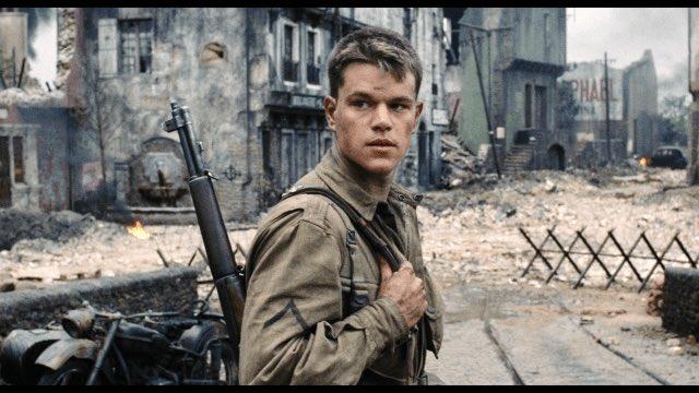 Happy birthday Matt Damon, we have the same birthday !