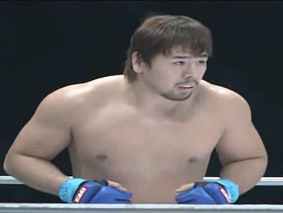 Resultado de imagen de Shinsuke Nakamura MMA