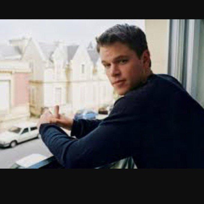 HAPPY BIRTHDAY!!!!!! Matt Damon!!!!!!!!!!!!!!!  I love you!!