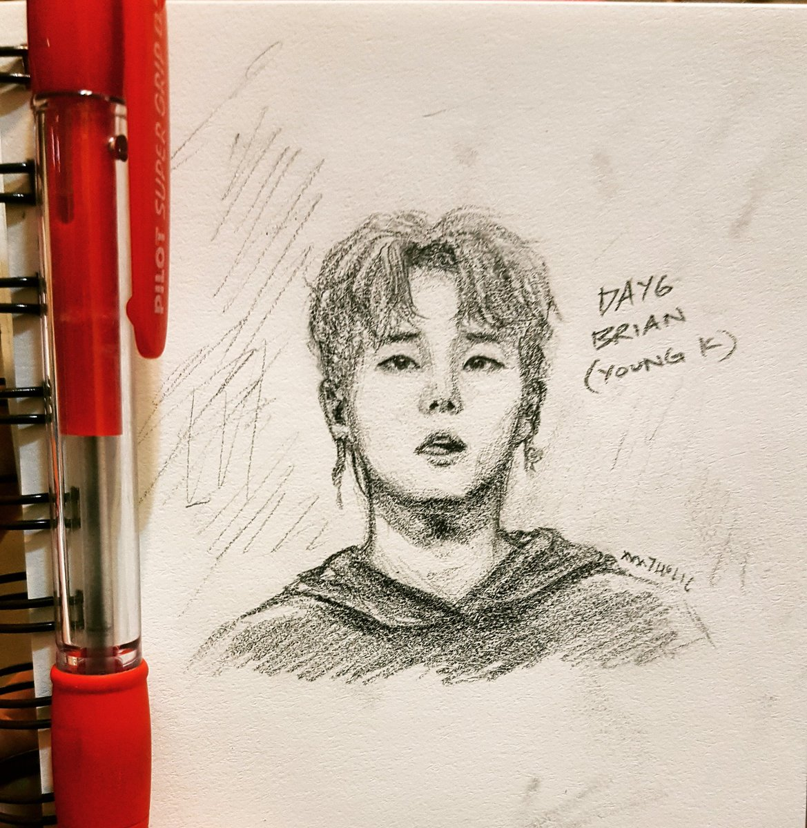 Just gon throw these out to start things off #DAY6 #day6fanart #youngk aka  #briankang lmao #kpopfanart <br>http://pic.twitter.com/phV692L84x