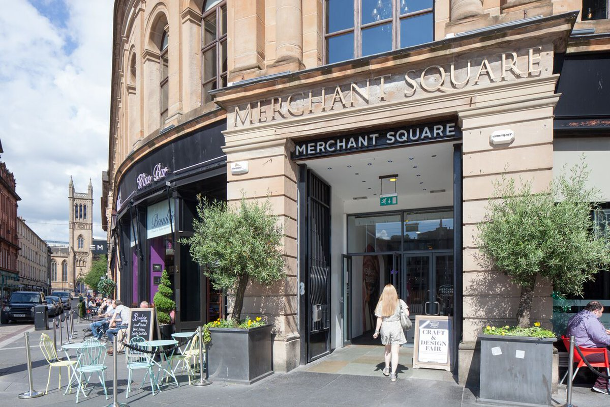 The Garment Factory On Twitter Location Thegarmentfact Is Just Moments Away Sits Merchant Square A Stylish Hub Of Independent Bars And Restaurants