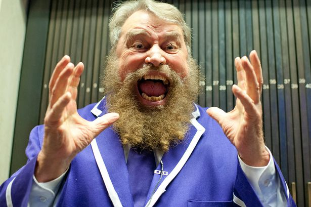 A happy 81st birthday to a huge favourite of many a genre fan, the one and only Brian Blessed!