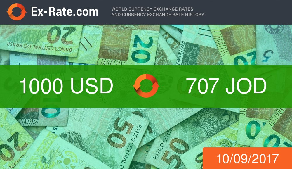 USD  JOD exchange rate.  exrate 0.71 https   ex-rate.com convert usd  5000000-to-jod.html …pic.twitter.com KENb0isFaC 110a0239439a