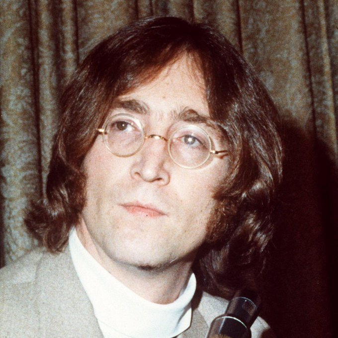 He could\ve been 77 this year. Happy birthday John Lennon!