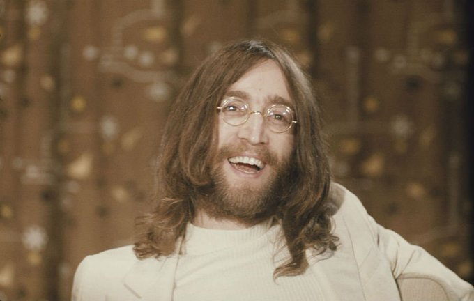 Happy birthday John Lennon. X