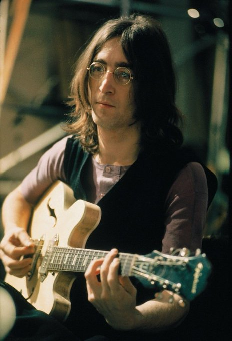 Happy Birthday to John Lennon who would have turned 77 today!
