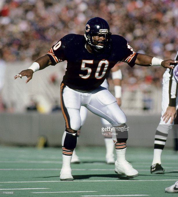 Happy Birthday to Mike Singletary who turns 59 today!