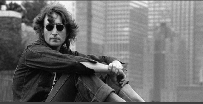 Imagine... Happy birthday John Lennon