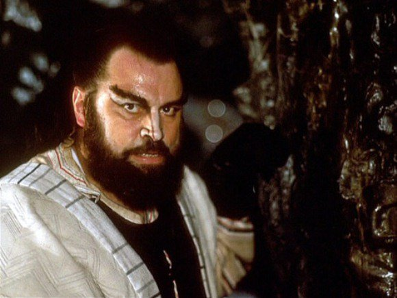 Happy Birthday to Brian Blessed who played  King Yrcanos in The Trial Of A Time Lord - Mindwarp