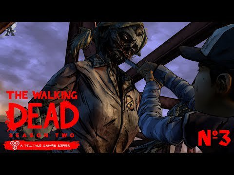 Клементина the walking dead the game