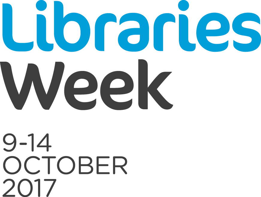 It's finally here! Have a great #librariesweek everyone. https://t.co/jFfR1lo5qA #wythnosllyfrgelloedd https://t.co/OQ3WTyaGqk