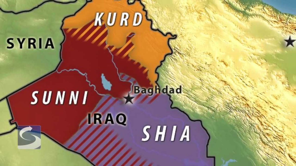 "iraq sunni shiite kurds An attack on the golden dome in february 2006 kicked off a shiite-sunni civil war  ""sunni insurgents make iraq gains as  featured, iraq, juan cole, kurds."