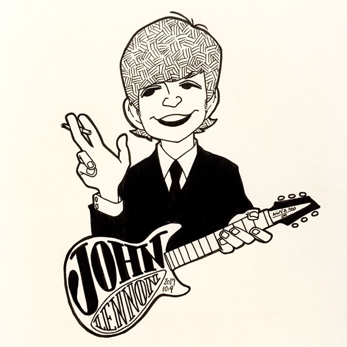 - Day 823  Happy Birthday John Lennon