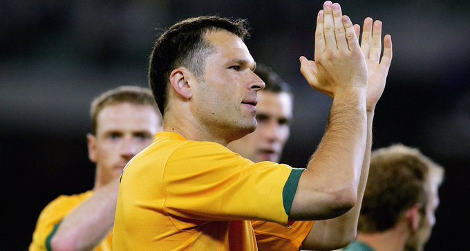 On October 9, 1975..  Australia\s greatest ever striker was born. Happy birthday, Mark Viduka.