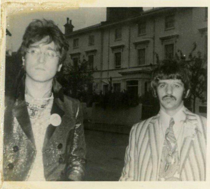 Happy birthday John Lennon