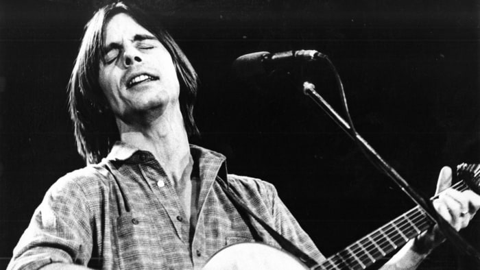 Jackson Browne is 69 years old today. He was born on 9 October 1948 Happy birthday Jackson!