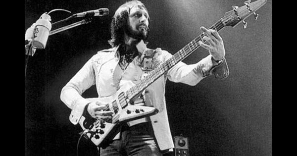 Happy birthday Mr. John Entwistle, we still miss you!