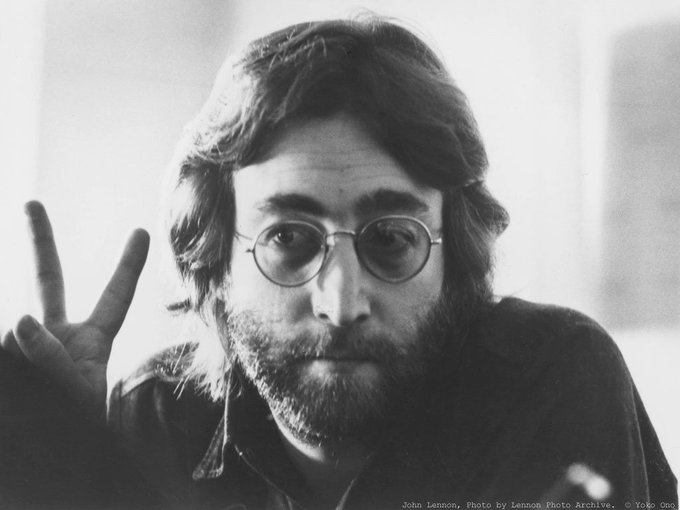 Happy Birthday to the legend that is John Lennon!