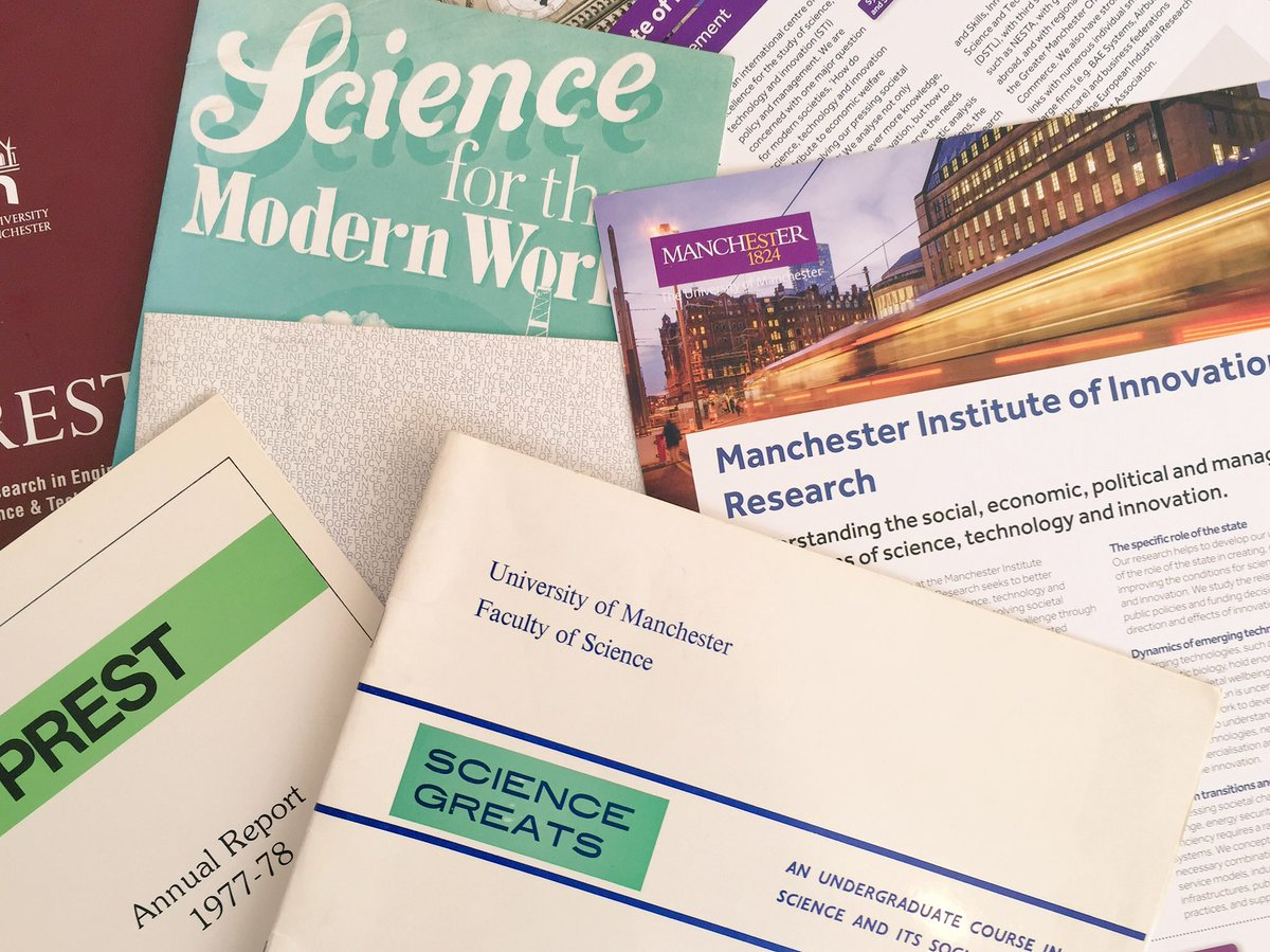 Celebrate 50 yrs of #innovation #scipolicy &amp; management @OfficialUoM. Registration now open for our event on 3 Nov.  http:// bit.ly/mioiranniversa ry &nbsp; … <br>http://pic.twitter.com/Tsqv10wTDl