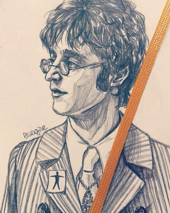 Happy birthday to John and Sean Lennon!