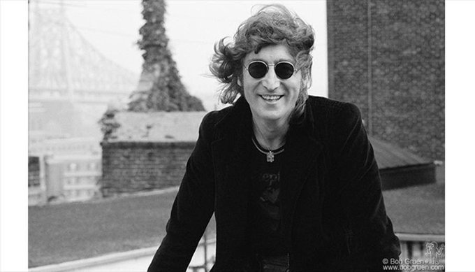 All we are saying...is Happy 77th Birthday John Lennon!