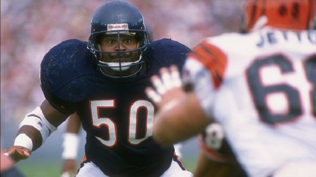 Happy birthday to Mike Singletary, always have his game face ready!