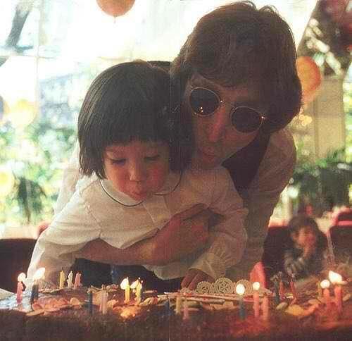 Happy Birthday, John and Sean Lennon