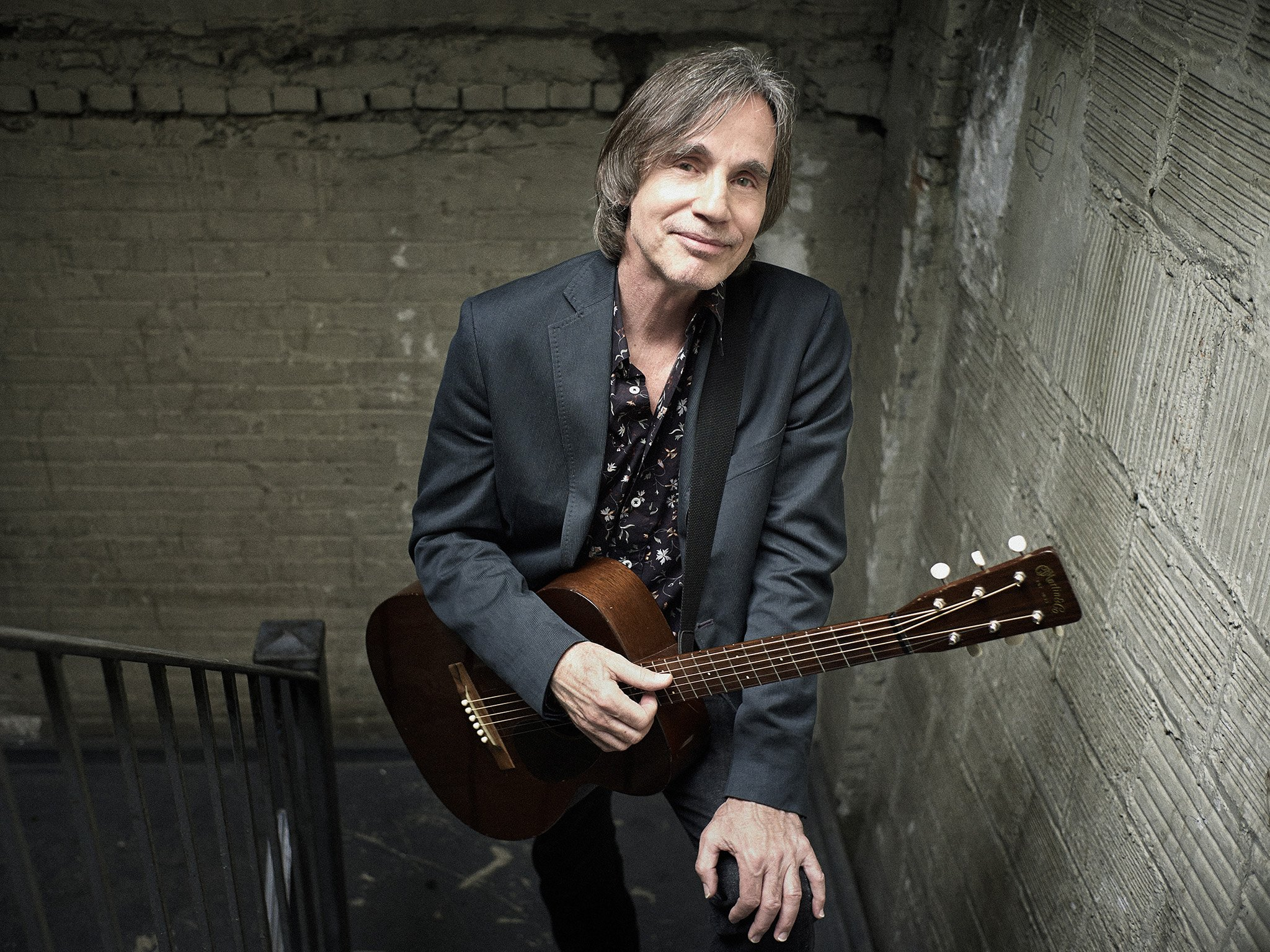 And finally, Happy Birthday to musician Jackson Browne! Xx