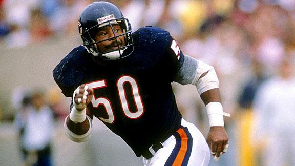 Happy BDay to lifetime member and Hall of Famer Mike Singletary!
