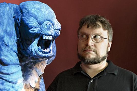 Wishing Guillermo del Toro a very Happy Birthday!