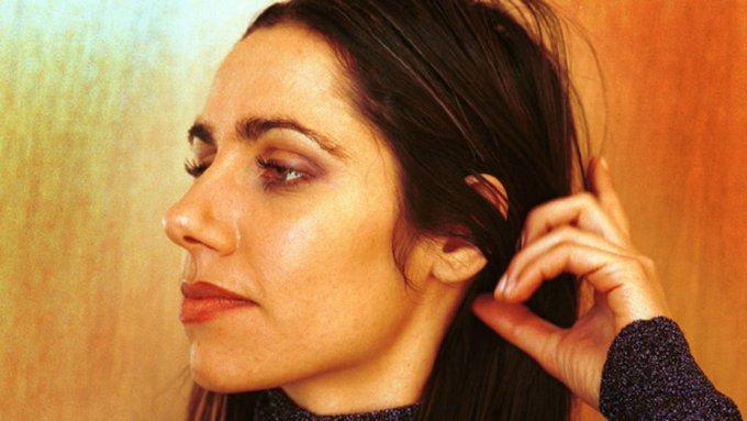 Happy birthday to the wonderfully talented, amazing & beautiful, extraordinary PJ Harvey