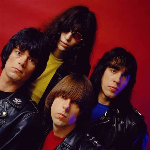 The Real Mick Rock Happy Belated Birthday, Johnny Ramone!ramones End of the...
