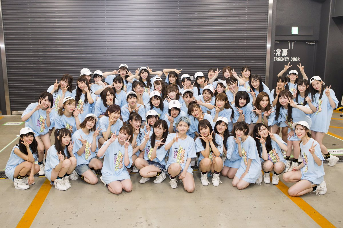 今日でNMB48結成7周年です!  NMB48が本当に大好きです。 面白く、カッコ良く、可愛く、、メ…