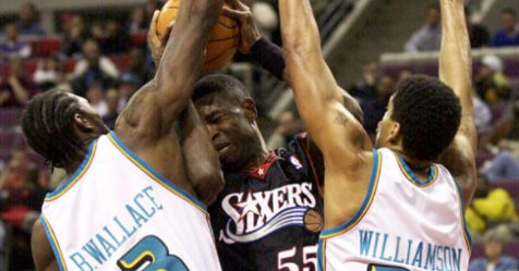 Who was better: Dikembe Mutombo or Ben Wallace? https://t.co/MKVabWdvOm