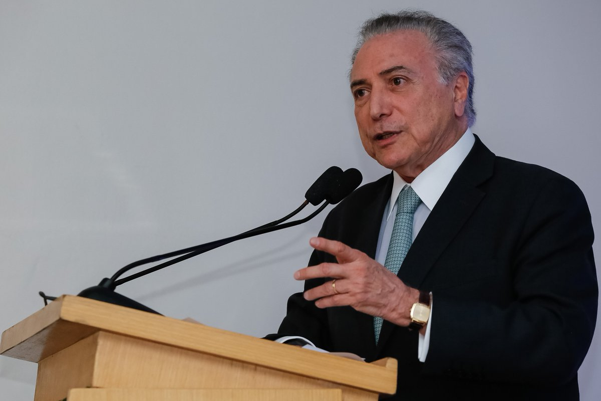 Transparência Internacional revela que a corrupção aumentou no Brasil após o golpe https://t.co/gSBtCfDwNW