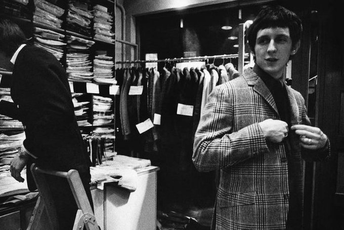 The great John Entwistle would have turned 73 today. Happy birthday to The Ox.