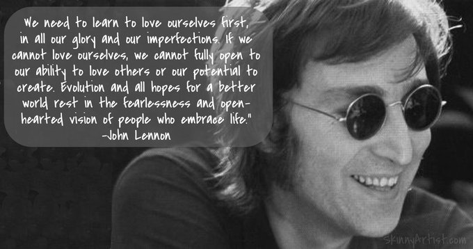 Happy Birthday John Lennon. The greatest of all time