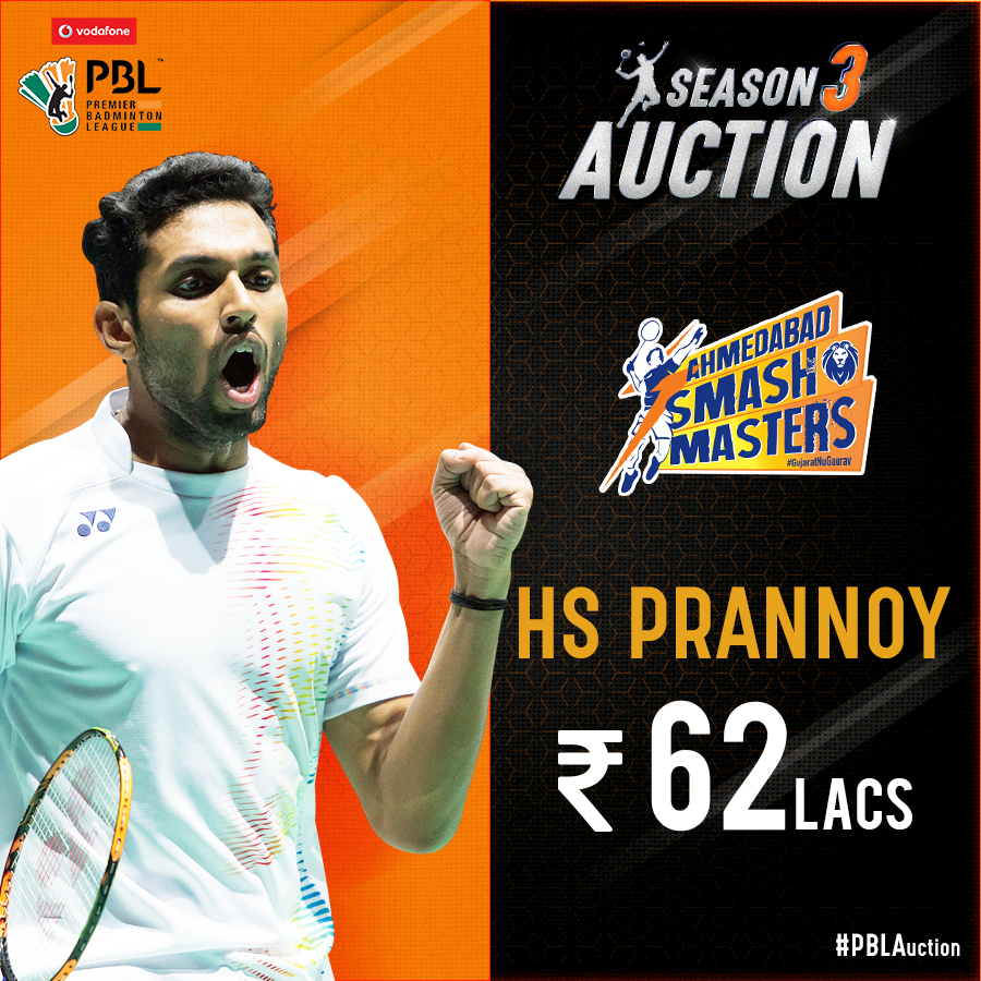 """PBL India on Twitter """"He was a revelation in PBL Season 2 and the"""