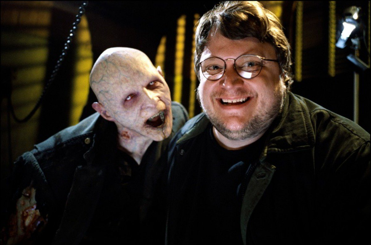 Happy Birthday to Guillermo del Toro.