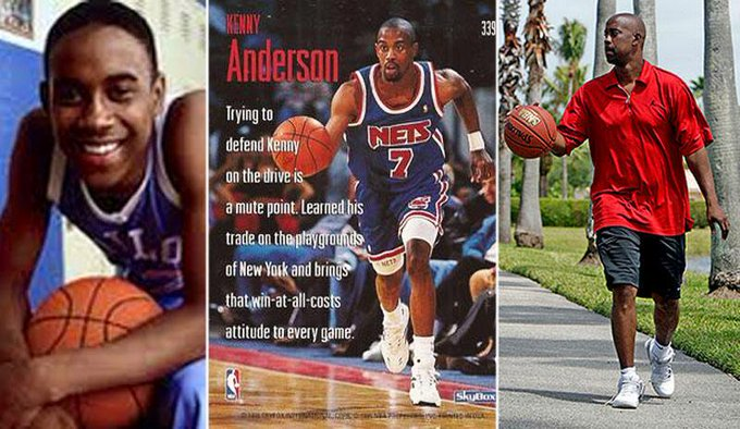 Happy Birthday to former NBA All-Star & NY point God Kenny Anderson (