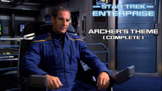 HAPPY BIRTHDAY Captain Archer Scott Bakula