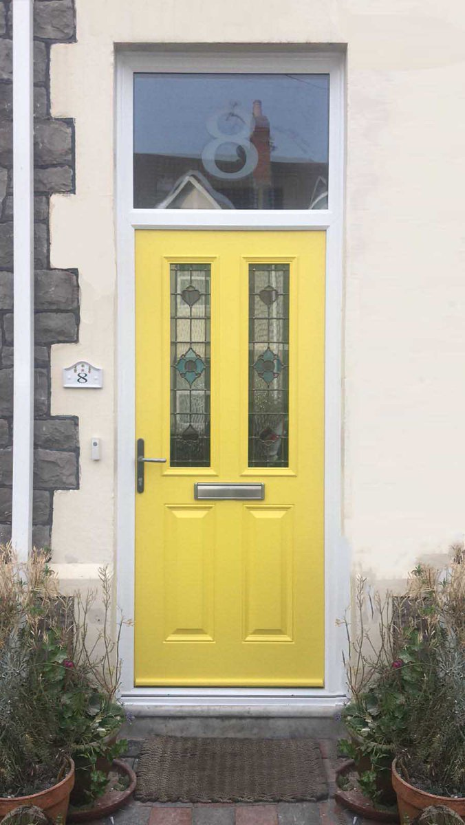 Hurst Plastics on Twitter  @WestEndWindows1 Thank you for the pic! Perfectly demonstrates #bright #bold #Composite #Doors What colour would you like ... & Hurst Plastics on Twitter: