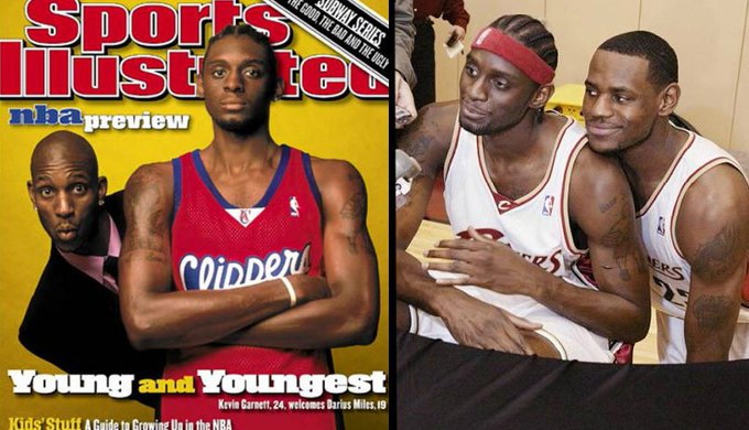 Happy 36th Birthday to Darius Miles: